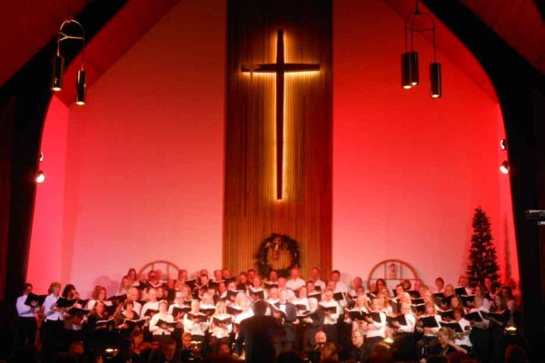 Messiah performance in Glenwood