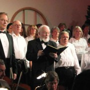Virgil solos with Aspen Choral Society