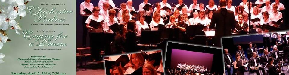 Aspen Choral Society's Spring Concert