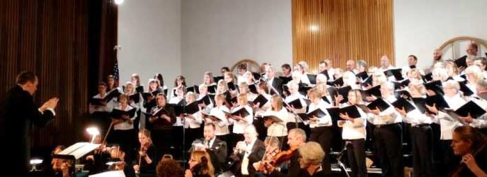 Aspen Choral Society Messiah in Glenwood Springs