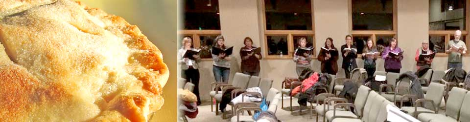 Pie and Aspen Choral Society Singers