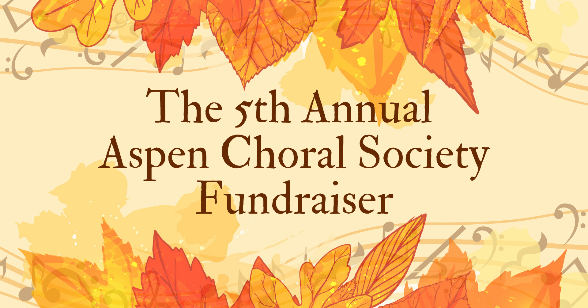 5th Annual ACS Fundraiser